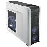CORSAIR Middle Tower Carbide 500R [CC-9011013-WW] - White - Computer Case Middle Tower